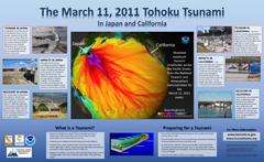 Tohoku Tsunami poster